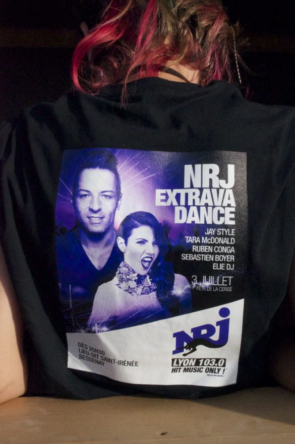 Le Set NJR Extravadance de 2015