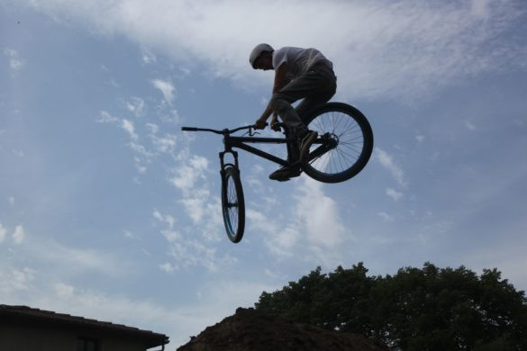 Le freestyle VTT de 2015