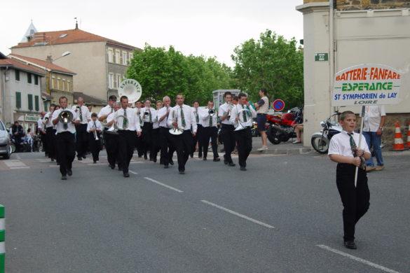 Le défilé de 2001