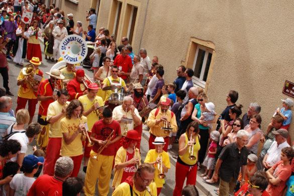 Le défilé de 2012
