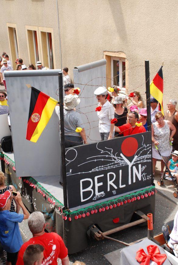 Le défilé de 2015