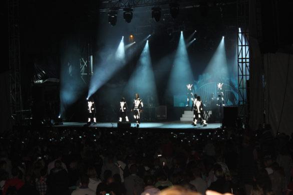 Le concert de 2012