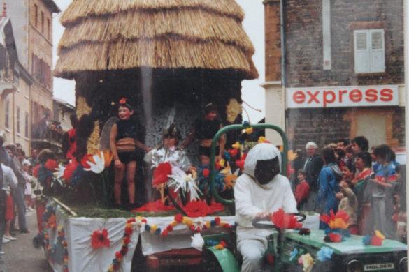 Le défilé de 1984
