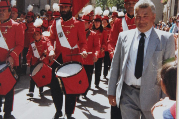 Le défilé de 1986