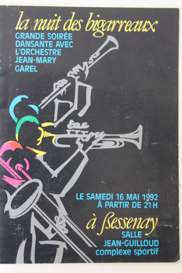 Le concert de 1992