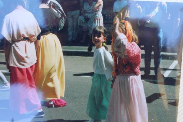 Le défilé de 1993