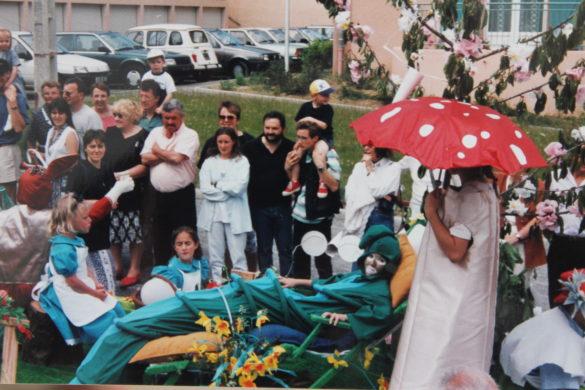 Le défilé de 1997